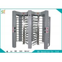 Dual Core RFID Automatic Systems Turnstiles Passager Security Manufactures