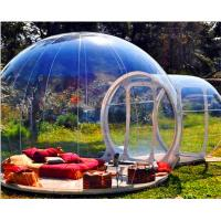 Portable Light Inflatable Party Tent Super Fireproof Transparent Tent Manufactures
