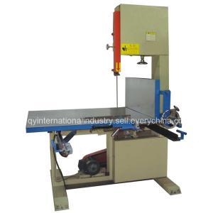QYLQ-2L Vertical Foam Cutting Machine  (Small) Manufactures