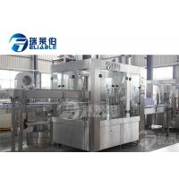 China Stainless Steel Juice Bottling Plant Customized Production For Fruit Bottle on sale