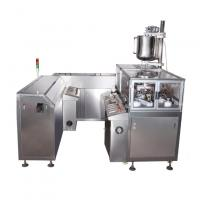 Automatic Suppository Manufacturing Equipment , Suppository Filling Machine Manufactures
