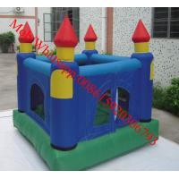 Small Inflatable Mini Bouncer / Inflatable Moonwalks Manufactures