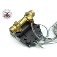 Inline type Ultrasonic heat meter with copper pipe and built- in battery Manufactures