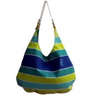 Oxford Fabric Shoulder bag for lady shopping durable 600D waterproof Manufactures