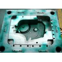PP plastic injection tooling for industiral parts , Sweeper motor covers with special lifter construction Manufactures
