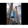 VFC Drive Construction Hoist Elevator PLC Frequency Inverter For Bridge / Tower Manufactures