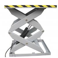 3000Kg Fixed telescoping hydraulic scissor lift for Restaurant / Library Manufactures