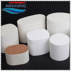 Cordierite Ceramic Monolith as Catalyst Carrier Manufactures
