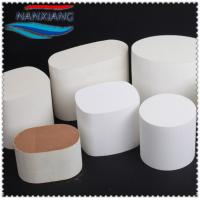 Buy cheap Cordierite Ceramic Monolith as Catalyst Carrier from wholesalers