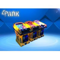 Funny Kids Coin Operated Game Machine / Tabletop Pinball Machine Manufactures