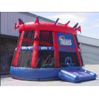 custom-inflatable-bounce-house-Nesquik Bounce Manufactures