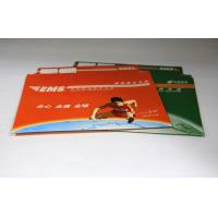 Quality Board Paper Custom Paper Bag Printing , Color Express EMS Envelope Printing for sale