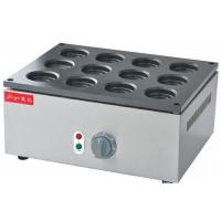 12 Hole Electric Red Bean Grill Commercial Restaurant Equipment 425*390*200mm Manufactures