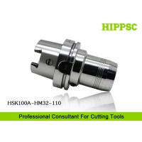 100A HSK High Precision Tool Holders , Milling Tool Holder Special Steel Manufactures