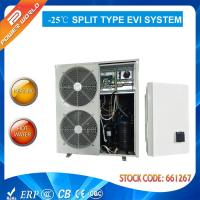 COP 4.0 Air To Water Heating System -25 C Cold Sanitary Greenhouse Heat Pump Auto Defrost Manufactures