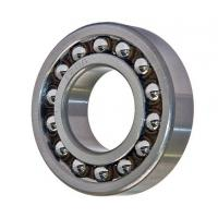 Gcr15 Gcr11 High Precision Self Aligning Small Ball Bearing With Brass Cage Manufactures