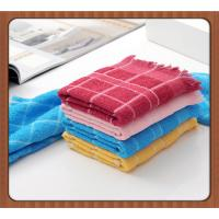 hemstitched hand embroidery french knot linen guest towels hand towels Manufactures