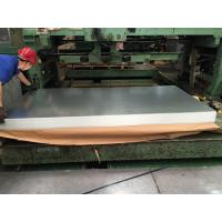 30 - 275 G/M2 Hot Dip Zinc Coated Steel Sheet, Thin Painting Galvanized Steel Sheet in coils Manufactures