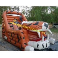 Castiillo Inflable Tigre 4x4x6m Manufactures