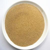 50 - 800 Viscosity Sodium Alginate Thickener Textile Auxiliaries Light Yellow Color Manufactures