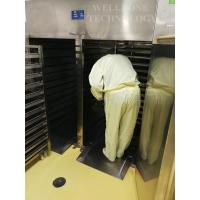 Meat / Jerky / Beef Tray Drying Oven Thermal Oil Heating 0 . 3 - 4Ton Manufactures