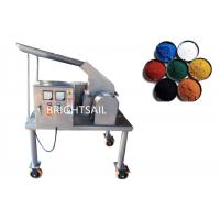 China Lab Use Animal Feed Fertilizer 10kg / H Chemical Milling Machine on sale