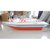 Quality Comfortable Three Person 3.8m High Speed Inflatable Boats For Fishing for sale