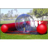 Human Bowling Ball Inflatable Sports , human hamster ball Manufactures