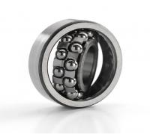2 Row Self Aligning spherical ball bearing / 2210 2rs TVH abec -5 bearing Manufactures