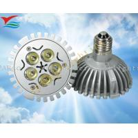 Aluminum Alloy 5500 - 6500K PAR30 E27 5W CE certificated High Power Led Spot Lamps Manufactures