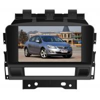 Opel Astra Car GPS Navigation System With USB Plug SD Card Slot Manufactures