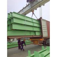 Customized Green H Section Painting Structural Steel I Beam U Channels Manufactures