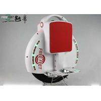 High Performance Off Road Electric Single Wheel Scooter Self Balancing Unicycle Manufactures