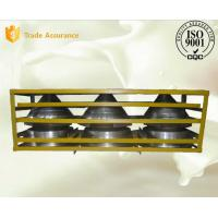 Buy cheap Heat Treatment 42CrMo4 Alloy Steel Castings For Stacker Travelling Wheel from wholesalers
