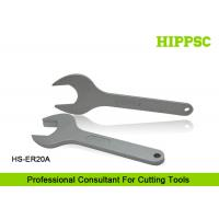 Material Steel CNC Cutting Tools ER20A Length 170mm Wrenches With Rustproof Manufactures