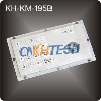 Industrial kiosk keypad with track mouse Manufactures