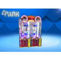 Electronic Monster Drop Redemption Game Machine with LCD Monitor Manufactures