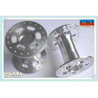 Machine Assembly Custom Machined Parts With Grinding Titanium / Aluminum Alloy Manufactures