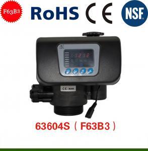 Runxin F63B3 Automatic Softner Valve Mutli-port Water Treatment Control Valve Manufactures