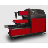 Small Breadth YAG Laser Cutter for Metal Laser Cutting Industry , Three Phase 380V / 50Hz Manufactures