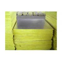 High Density Glass Wool Blanket Heat Insulation For Construction Material Manufactures