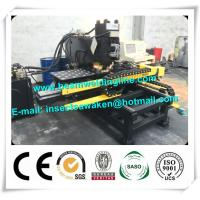 Quality 1000KN Punching force Steel Plate CNC Punching Machine for H Beam Production Line for sale