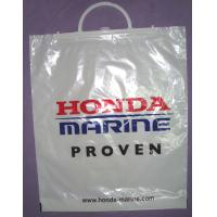 White Plastic Bags With Handles Manufactures