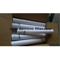 Hot Selling PP Yarn Cotton  Water Filter Cartridge String Wound Filter Element Manufactures