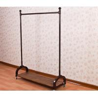 Stainless Steel Metal Cloth Rack / Garment Showrooms Display Stand Manufactures