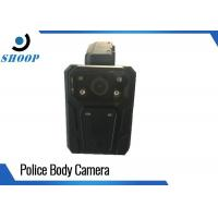 AES256 Encryption Outdoor Wearable Video Camera Police Wireless Surveillance With Night Vision Manufactures