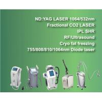 Multifunctional Fractional Co2 Laser Scar Removal Machine For Whole Body  Skin Tightening Manufactures