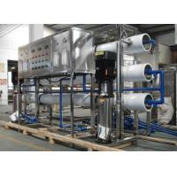 Industrial Water Treatment Systems High Capacity 1 - 3 Stage RO Water Treatment Machine Manufactures