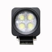 Quality 4x3W Car Accessories Led Off Road Driving Lights 12V 2.5inch Mini Square Shaped for sale