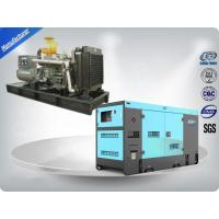 Open Soundproof In line 4 Cycle Diesel Genset Low Compression Ratio Manufactures
